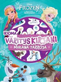 Disney Frozen - Ikioma värityskirjani