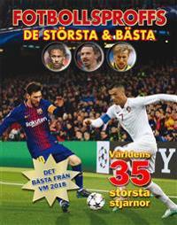 Fotbollsproffs : de största & de bästa