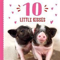 10 Little Kisses - Taylor Garland - böcker (9780316420839)     Bokhandel