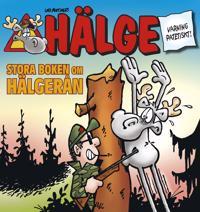 Hälge  Stora boken om Hälgerån - Lars Mortimer pdf epub