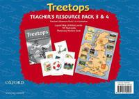 Treetops: 3-4: Teacher's Resource Pack