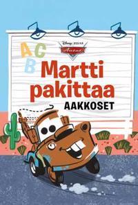 Autot - Martti pakittaa aakkoset