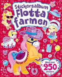 Flotta farmen : stickersalbum
