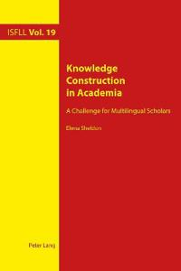 Knowledge Construction in Academia