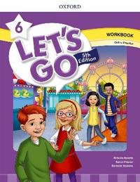 Let's Go: Level 6: Workbook with Online Practice Pack