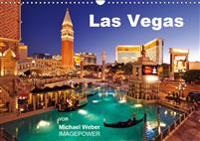 Las Vegas (Wandkalender 2019 DIN A3 quer)