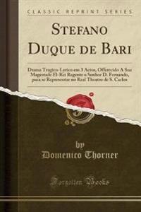 Stefano Duque de Bari