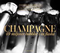 Champagne : 49 miljoner bubblor i en flaska champagne