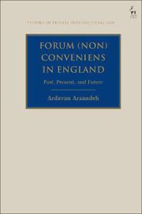 Forum Non Conveniens in England