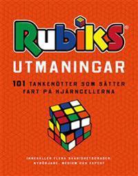 Rubiks utmaningar: 101 tankenötter som sätter fart på hjärncellerna