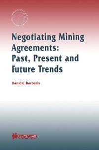 Negotiating Mining Agreements