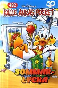Kalle Ankas Pocket nr 482. Sommarlycka