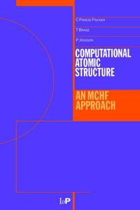 Computational Atomic Structure