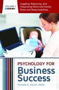 Psychology for Business Success