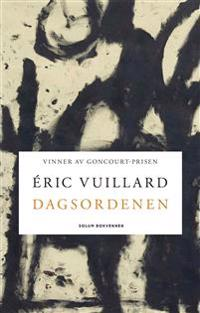 Dagsordenen - Éric Vuillard pdf epub