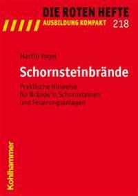 Schornsteinbrande: Praktische Hinweise Fur Brande in Schornsteinen Und Feuerungsanlagen