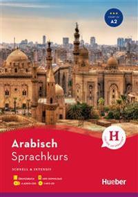 Sprachkurs Arabisch. Buch + 4 Audio-CDs + 1 MP3-CD + MP3-Download