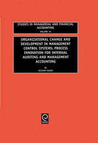 Organizational Change and Development in Management Control Systems