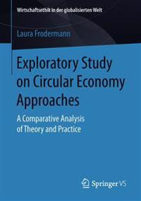 Exploratory Study on Circular Economy Approaches
