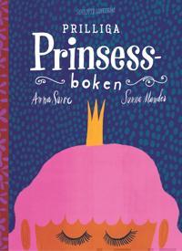 Prilliga Prinsessboken