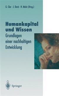 Humankapital Und Wissen