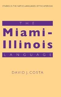 The Miami-Illinois Language