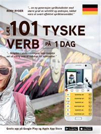 Lær 101 tyske verb på 1 dag
