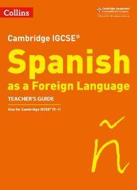 Cambridge IGCSE  (R) Spanish Teacher's Guide