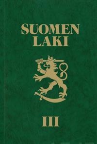Suomen Laki III 2018