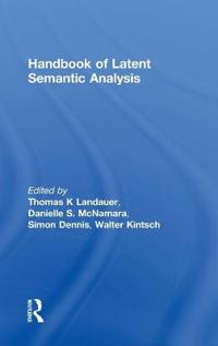 Handbook of Latent Semantic Analysis
