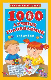 1000 luchshikh golovolomok ot 5 do 7 let