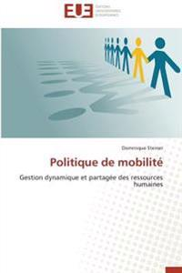 Politique de mobilité