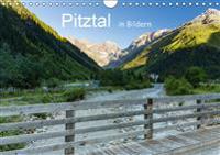 Pitztal in Bildern (Wandkalender 2019 DIN A4 quer)
