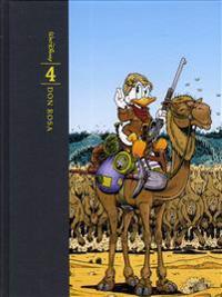 Don Rosas samlade verk : tecknade serier och illustrationer. Bd 4, 1993-1994