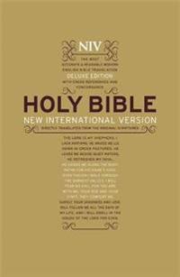 NIV Deluxe Hardback Bible