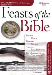 Feasts of the Bible DVD Leader Pack