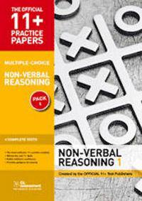 11+ Practice Papers, Non-Verbal Reasoning Pack 2 (Multiple Choice)