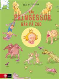 När prinsessor går på zoo