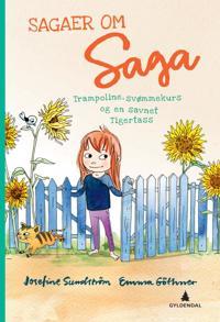 Sagaer om Saga; trampoline, svømmekurs og en savnet Tigertass
