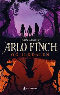 Arlo Finch i llddalen - John August pdf epub