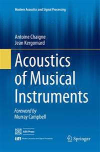 Acoustics of Musical Instruments
