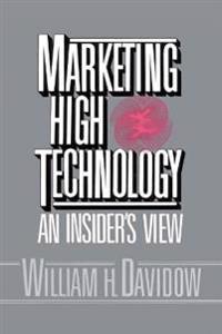 Marketing High Technology