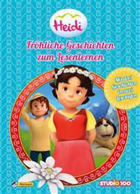 Heidi: Fröhliche Erstlesegeschichten