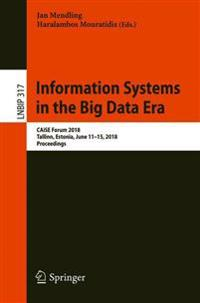 Information Systems in the Big Data Era