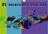 F1 peintures Pop Art 2019