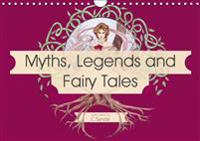 Myths, Legends and Fairy Tales 2019
