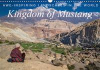 Awe-Inspiring Landscapes of the World: Kingdom of Mustang / UK-Version 2019