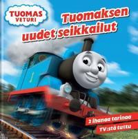 Tuomas Veturi - Tuomaksen uudet seikkailut