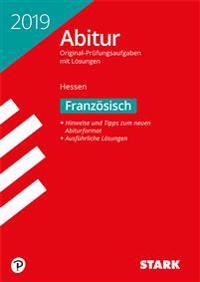 Abiturprüfung Hessen 2019 - Französisch GK/LK