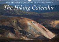 Awe-Inspiring Landscapes of the World: The Hiking Calendar / UK-Version 2019